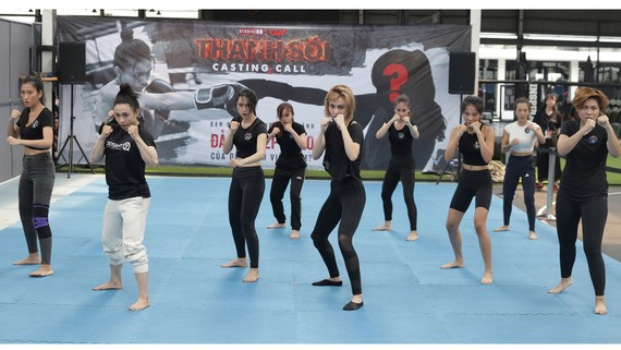 Cạnh tranh khốc liệt trong casting dự án phim Thanh Sói