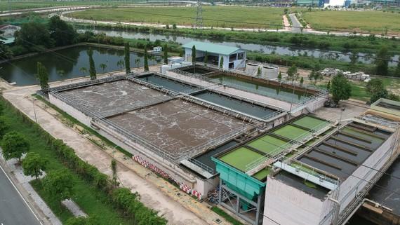 Hoạt động xử lý nước thải là một trong những lĩnh vực  được doanh nghiệp Cộng hòa Séc quan tâm hợp tác đầu tư