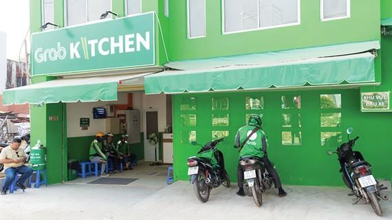 Ra mắt GrabKitchen Bình Thạnh