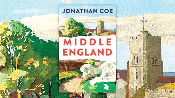 Hạng mục Tiểu thuyết của giải thưởng Costa Book  được trao cho Middle England