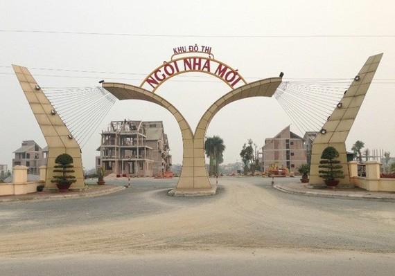 Một dự án bất động sản do Công ty Lã Vọng thực hiện