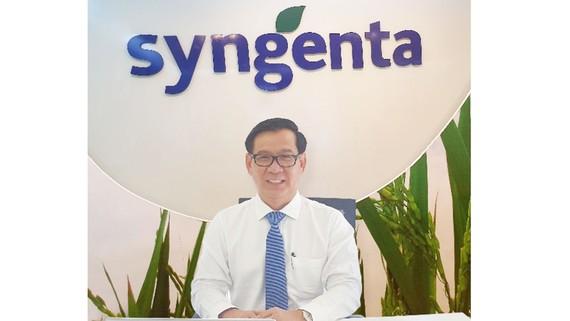 Syngenta có tổng giám đốc người Việt