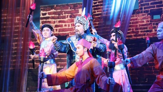NSƯT Kim Tử Long dự tính đưa liveshow Kim Tử Long - Thánh đường sân khấu ra Đà Nẵng diễn trong tháng 3-2020. Ảnh: LINH ĐOAN