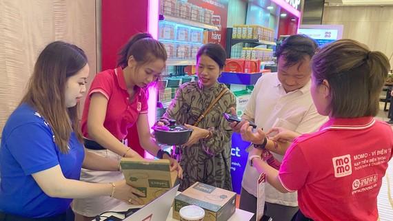 Ví điện tử MoMo bắt tay cùng Saigon Co.op tạo nên hệ sinh thái thanh toán, mua bán online