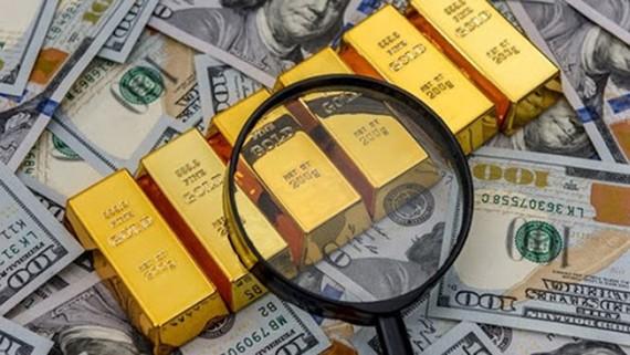 Vàng, tỷ giá USD/VND giảm mạnh trong ngày 28-4