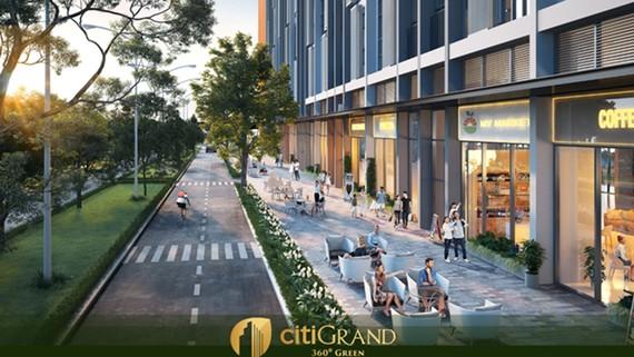 Sở hữu CitiGrand, sở hữu giá trị sống chất lượng cao