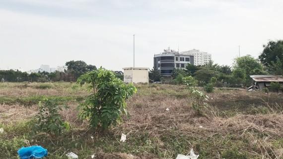 Dự án khu nhà ở tại phường Thạnh Mỹ Lợi của Công ty  cổ phần Tiếp vận Đông Sài Gòn vẫn chưa có hạ tầng