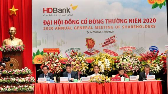 Đại hội đồng cổ đông HDBank: Chi cổ tức và cổ phiếu thưởng 65%, phát hành 1 tỷ USD trái phiếu quốc tế