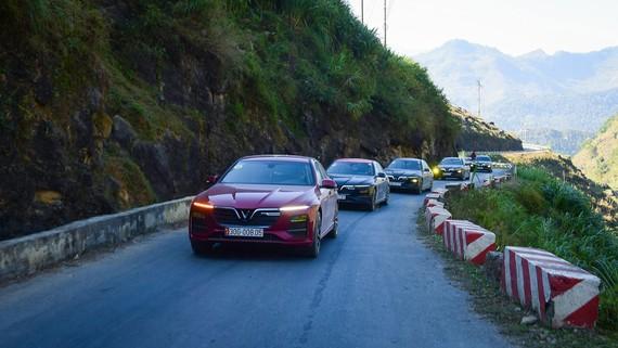 VinFast Lux A2.0 - xe sang được ưa chuộng nhất tháng 5