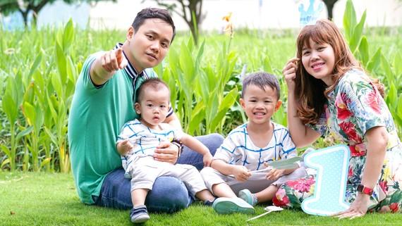 Không có người giúp việc, gia đình càng tăng tính kết nối giữa các thành viên. Ảnh:  HOÀNG HÙNG