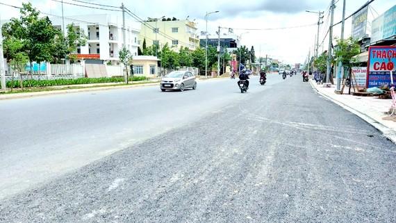 Đường Tô Ký sau khi mở rộng đã giúp nâng cao chất lượng sống của người dân