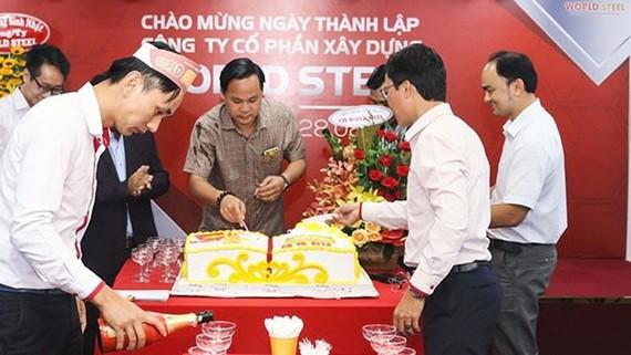 Hoạt động kỷ niệm ngày thành lập công ty được tổ chức hàng năm