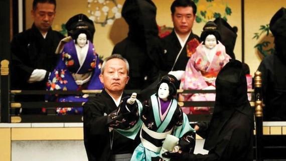 Ông Kanjuro Kiritake