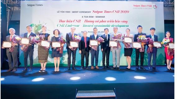 HEINEKEN Việt Nam được vinh danh là doanh nghiệp có nhiều đóng góp trong cộng đồng