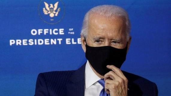 Ông Joe Biden đề nghị người Mỹ đeo khẩu trang 100 ngày