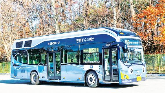 Xe buýt…lọc bụi mịn
