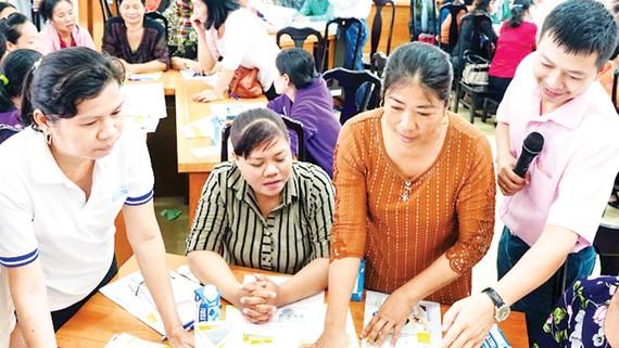 """Sunlight đồng hành """"Phụ nữ Việt tự tin làm kinh tế"""""""
