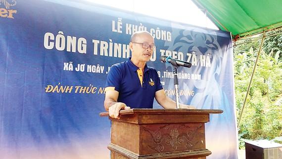 Tiger Beer giúp sửa cầu dân sinh ở miền Trung