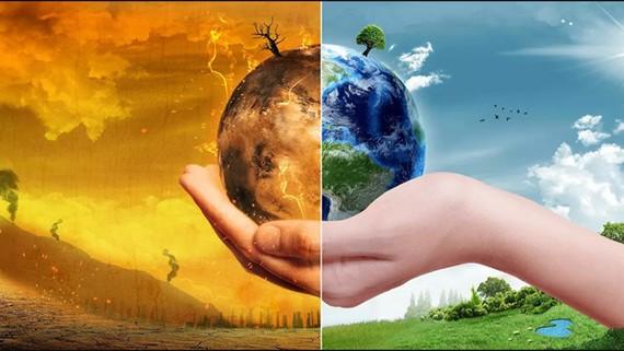 Phải hành động ngay để giữ gìn môi trường sống trên Trái đất