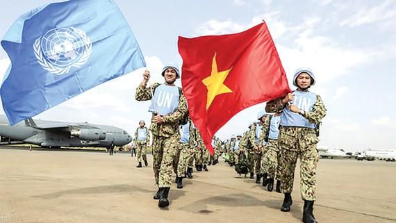 Đội ngũ y tế Việt Nam tham gia Phái bộ Gìn giữ hòa bình LHQ ở Nam Sudan