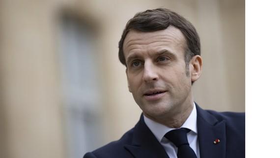 Tổng thống Pháp Emmanuel Macron. Nguồn: EPA-EFE