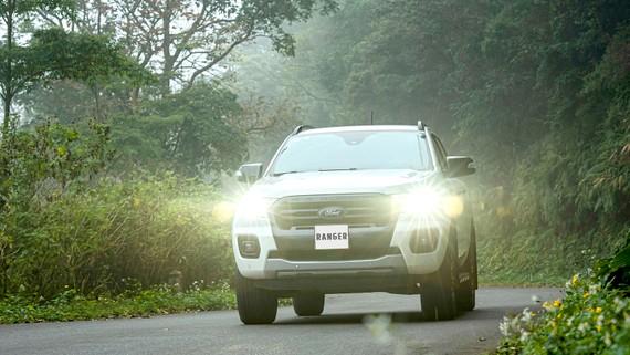 Những mẹo nhỏ để cùng Ford Ranger duy trì mục tiêu rèn luyện sức khỏe trong năm mới