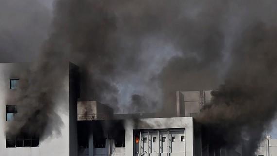 Hỏa hoạn nghiêm trọng tại Philippines