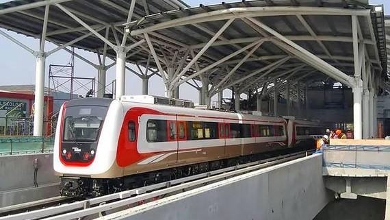 Hệ thống tàu hỏa loại nhỏ (LRT) của Jakarta