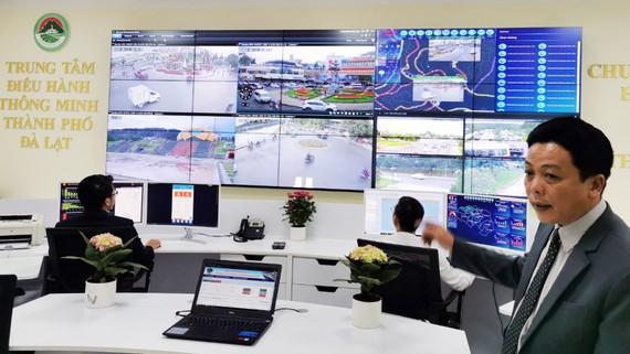 IOC TP Đà Lạt (Lâm Đồng) đi vào hoạt động gần 2 năm, đang phát huy những giá trị quan trọng