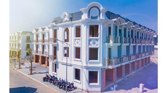 Công ty Cổ phần Asia New Time vừa công bố ra thị trường dự án Nhà phố liên kế Cité D'amour tại TP Dĩ An (Bình Dương)