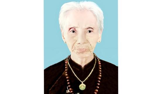 Bà mẹ Việt Nam Anh hùng NGUYỄN THỊ RUÔI từ trần