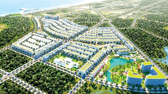Dự án  Khu dân cư và đô thị cao cấp Hưng Phát