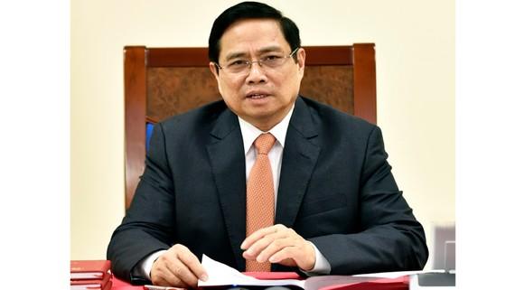 Thủ tướng Chính phủ Phạm Minh Chính