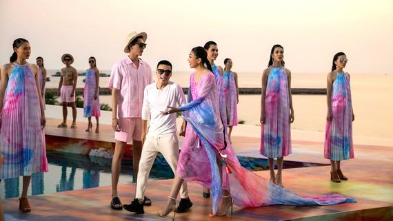 The Fashion Voyage mùa 3 diễn ra ấn tượng tại Phú Quốc