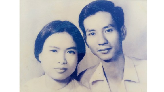 Vợ chồng ông bà Bảy Trường - Phương Dung