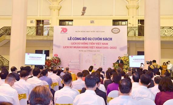 Ra mắt sách về lịch sử ngân hàng và đồng tiền Việt Nam