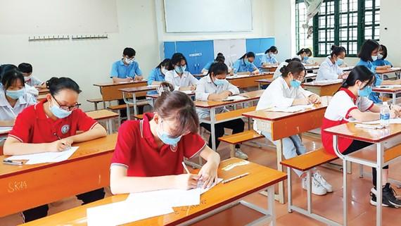 TPHCM yêu cầu trường THCS bổ sung dữ liệu tuyển sinh lớp 10