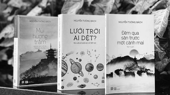 Tái bản bộ sách của Giáo sư Nguyễn Tường Bách