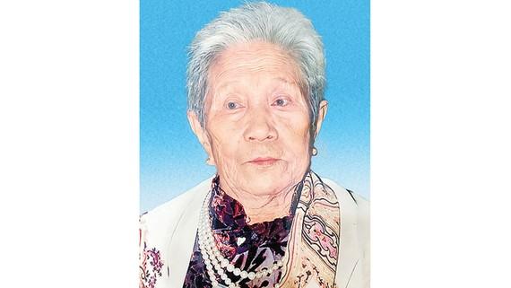 Mẹ Việt Nam anh hùng Phạm Thị Binh từ trần