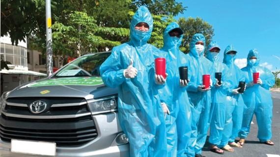 Panasonic cung cấp giải pháp không khí sạch toàn diện nanoe™ X trên 150 xe GrabCar Y tế