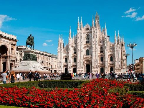 Milan đang hy vọng thay thế trung tâm tài chính London.