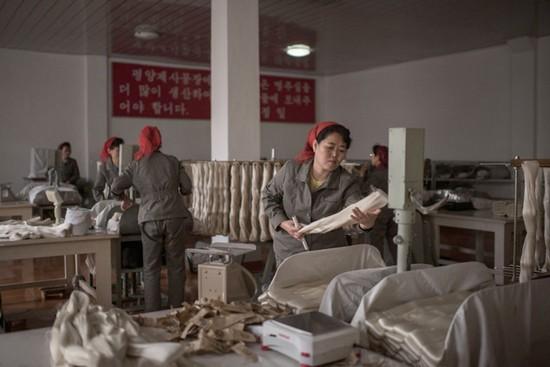 Một công ty Triều Tiên hoạt động tại Trung Quốc.