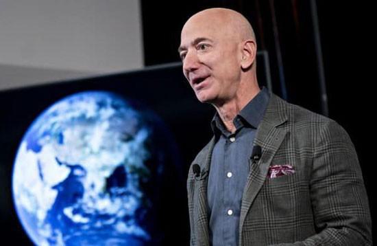 Tỷ phú Jeff Bezos tài trợ 10 tỷ USD chống biến đổi khí hậu