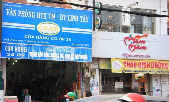 HTX Thương mại dịch vụ Linh Tây (quận Thủ Đức) dù lỗ nhưng vẫn góp vốn hơn 952 tỷ đồng.