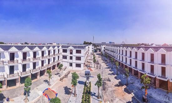 Dự án Cité D'amour TP Dĩ An (Bình Dương) vừa được tung ra thị trường.