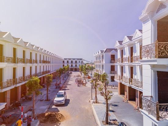 Một dự án xây sẵn tại TP Dĩ An (Bình Dương) vừa được Asean Newtime tung ra thị trường.