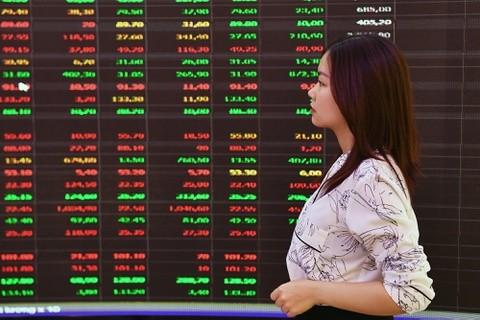 Đã có sự đổi ngôi trên bảng xếp hạng thị phần của các công ty chứng khoán.