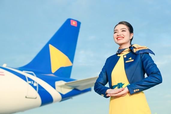 Vietravel sẽ trình cổ đông thông qua chủ trương chuyển nhượng phần vốn góp tại Vietravel Airlines. Ảnh: VTR