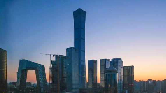Bắc Kinh, Trung Quốc. Ảnh: Magda Ehlers
