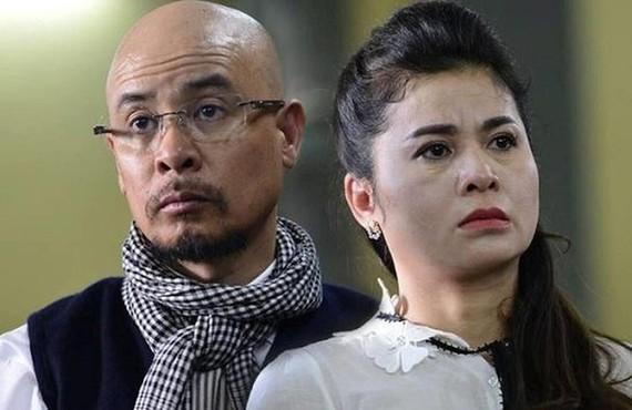 Vụ ly hôn nghìn tỷ của Ông Đặng Lê Nguyên Vũ và bà Lê Hoàng Diệp Thảo ồn ào suốt 6 năm.